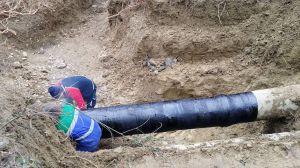 Acquedotto - condotta idrica