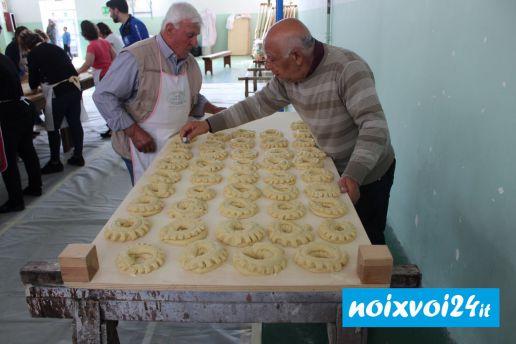 Preparazione taralli
