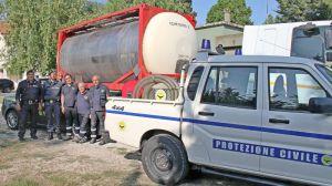 Carburante Guardia di Finanza