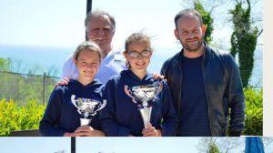 Premiati Under 12 torneo tennis Vasto
