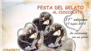 Festa del Gelato al cioccolato