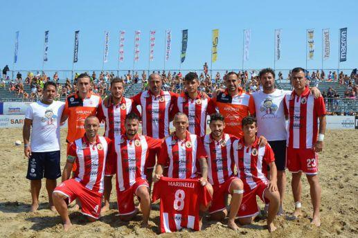 Vastese Beach Soccer squadra