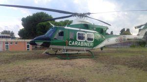 Elicottero forestale forestali