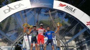 Trofeo Matteotti podio