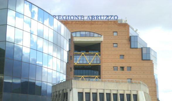 Palazzo silone regione