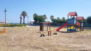 Area giochi Montenero