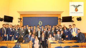 Consulta giovanile Vasto a Montecitorio