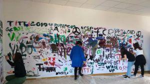 Il muro e le parole nessuno parli