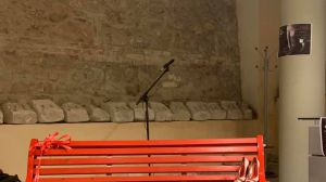 Panchina rossa monteodorisio