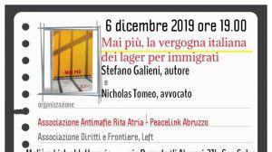 Mai più, la vergogna italiana dei lager per immigrati