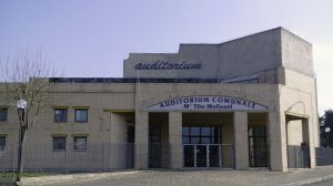 Auditorium molisani