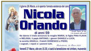 Nicola Orlando 26/03/2020