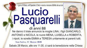 Lucio Pasquarelli 27/03/2020