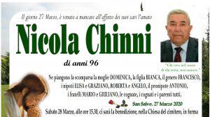 Nicola Chinni 27/03/2020