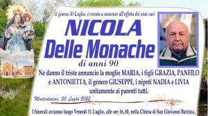 Nicola Delle Monache 30/07/2020
