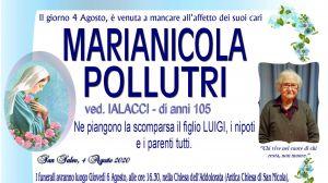 Marianicola Pollutri 4/08/2020