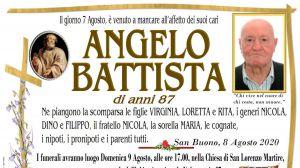 Angelo Battista 7/08/2020