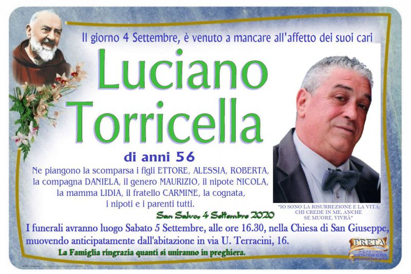 Luciano Torricella 4/09/2020