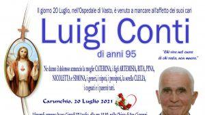Luigi Conti 20/07/2021