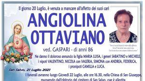 Angiolina Ottaviano 21/07/2021