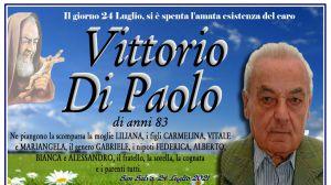 Vittorio Di Paolo 24/07/2021