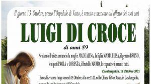 Luigi Di Croce 14/10/2021