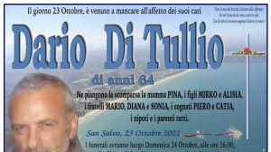 Dario Di Tullio 23/10/2021